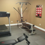 picture of gym equipment at Australian Physiotherapy Specialists